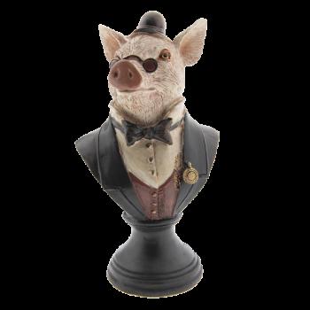 Schwein, 14x10x24cm