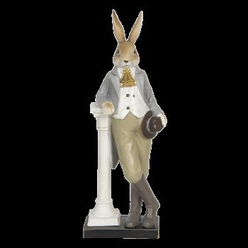 Kaninchen mit Hut, 17*9*46cm
