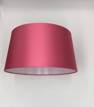 Lampenschirm rosa 35x30x18cm