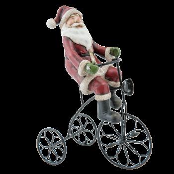 Weihnachtsmann, 20x10x26cm